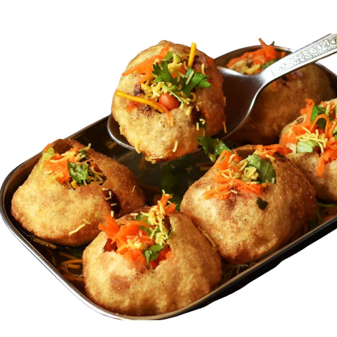 Panipuri Fillings