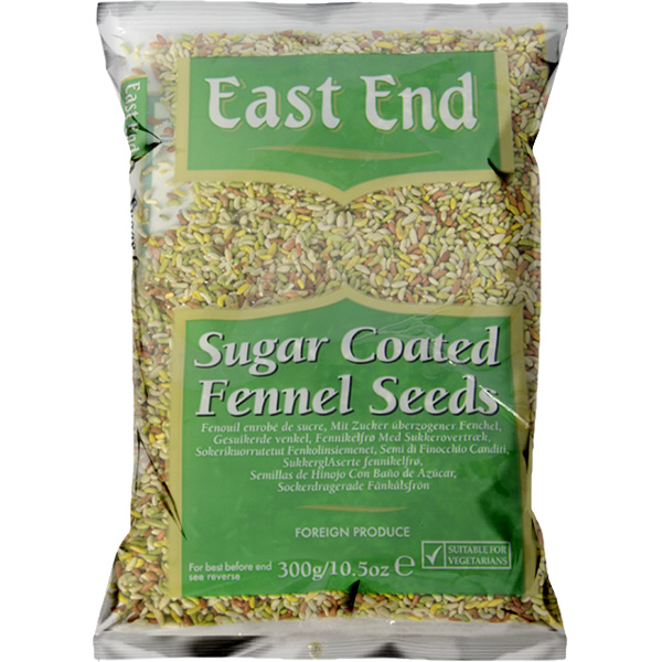 East End fennel Seeds sugar coated