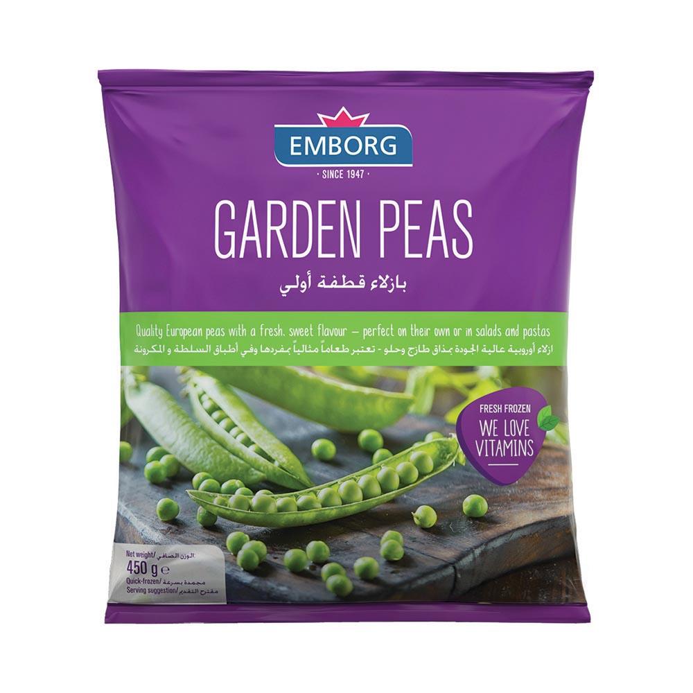 Emborg Garden Peas
