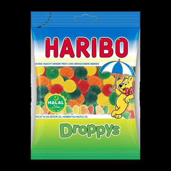 Haribo Droppys (Halal)