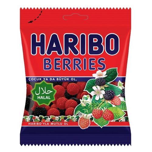 Haribo Berries (Halal)