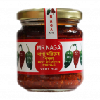 Mr Naga Hot Pepper Pickle (Very Hot)