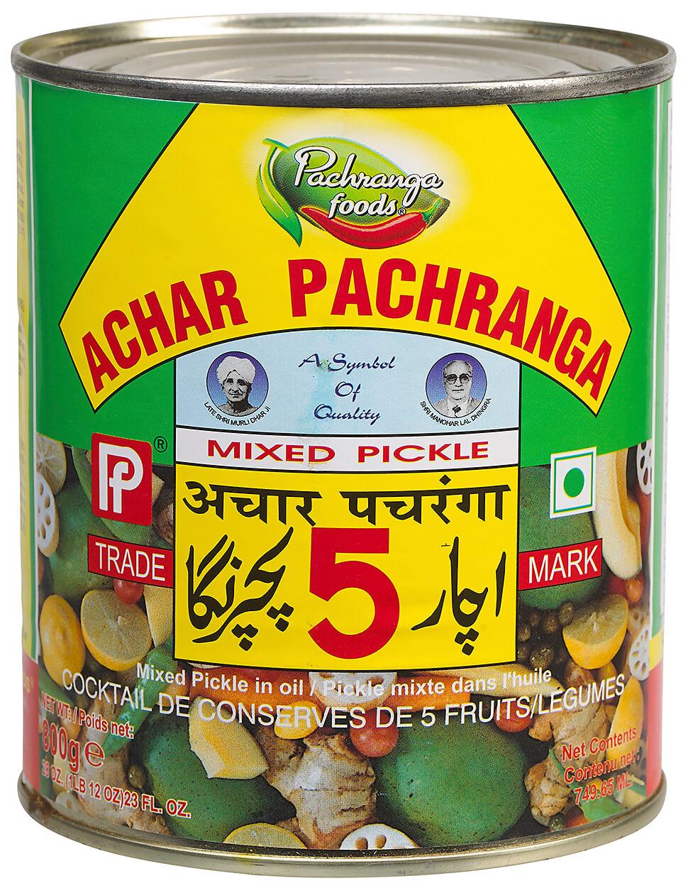 Panchranga Pickle Mix