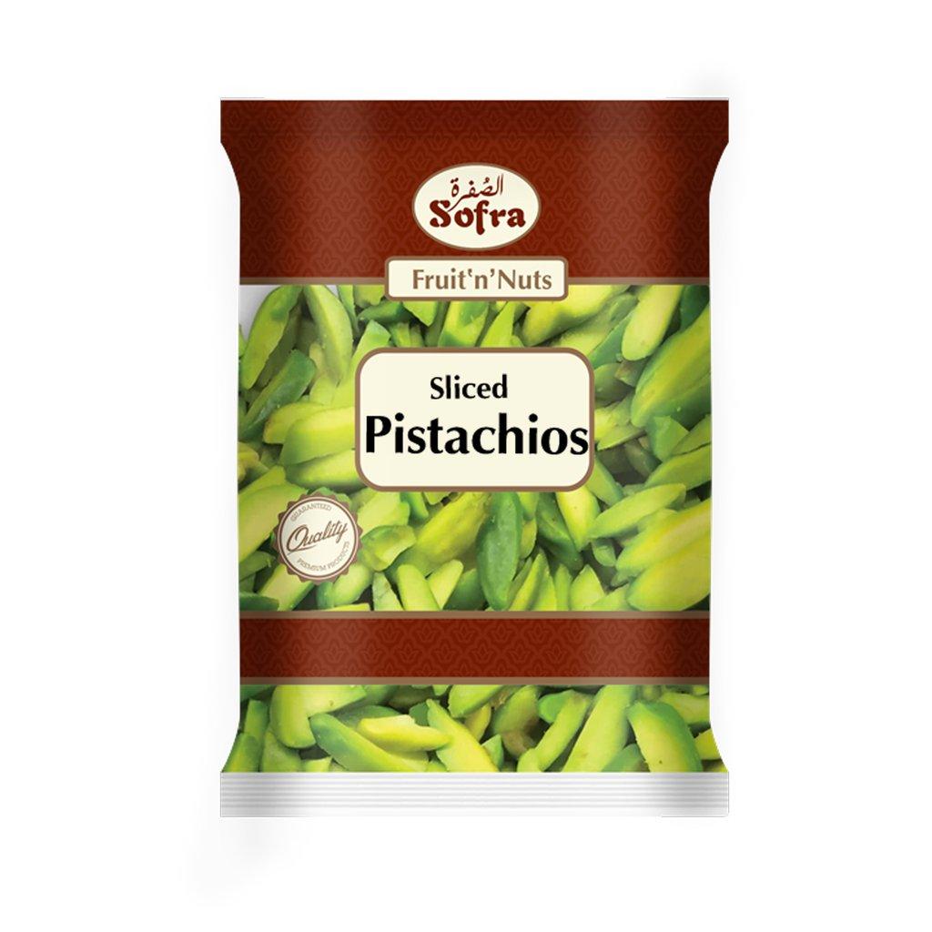 Sofra Fruit n Nuts Sliced Pistachio