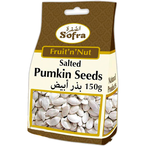 Sofra Fruit n Nuts Pumpkin Seeds Salted & Roasted
