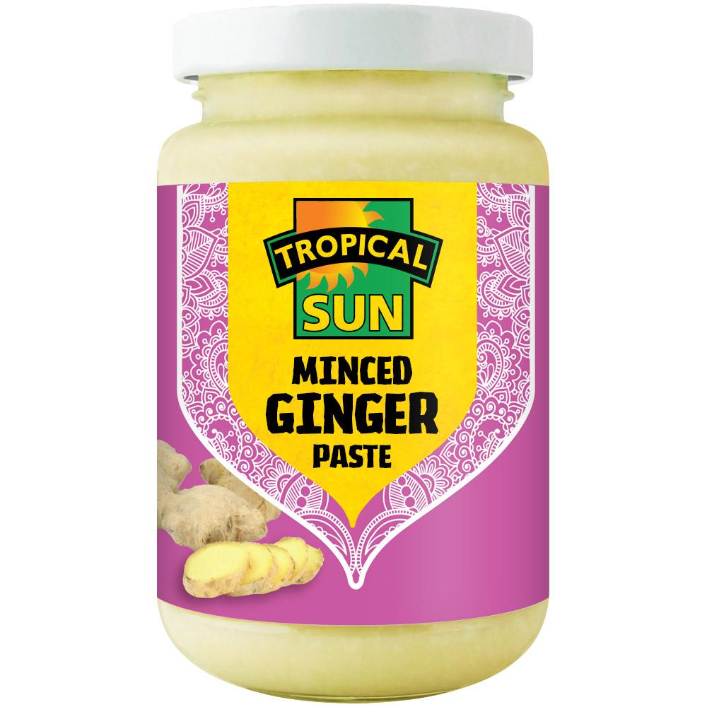 Tropical Sun Minced Ginger Paste