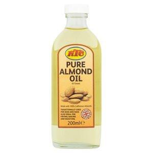 KTC Pure Almond Oil