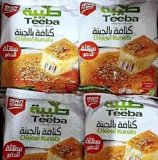 Teeba Cheese Kunafa