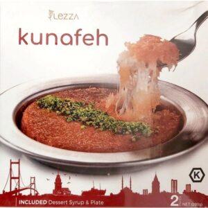 Lezza Cheese Kunafa