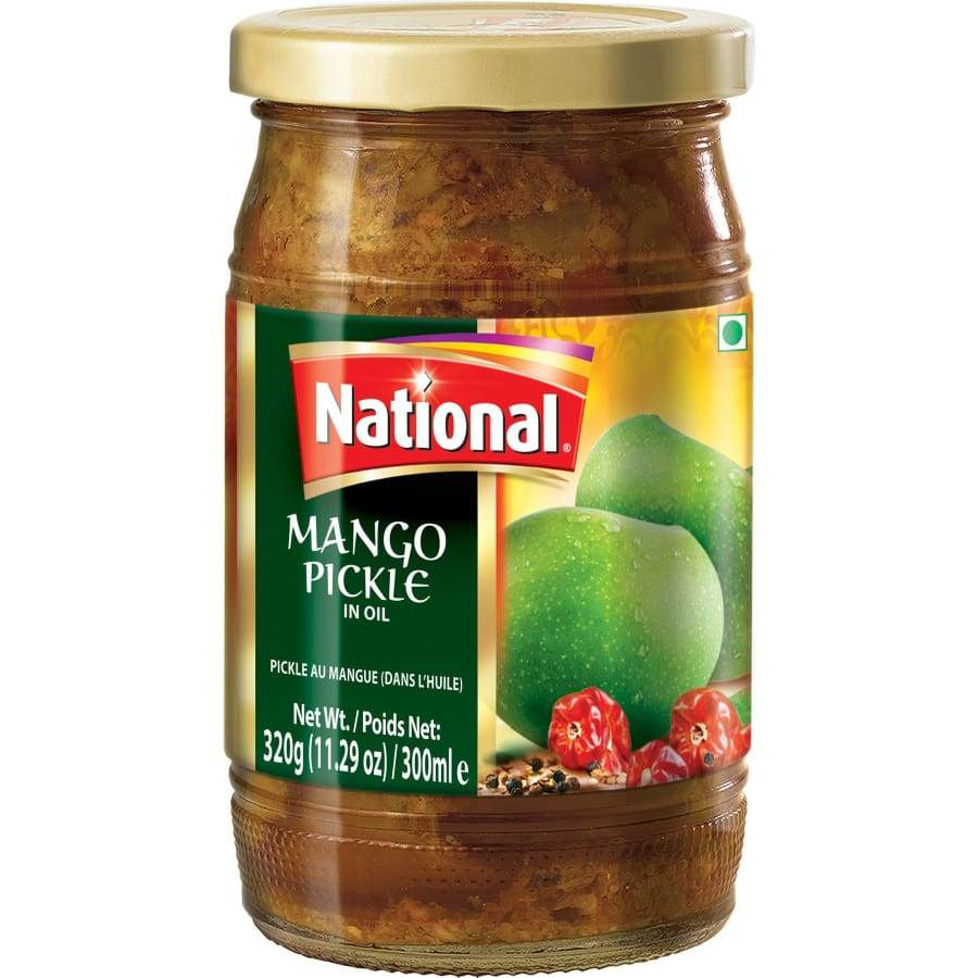 National Mango Pickle in oil