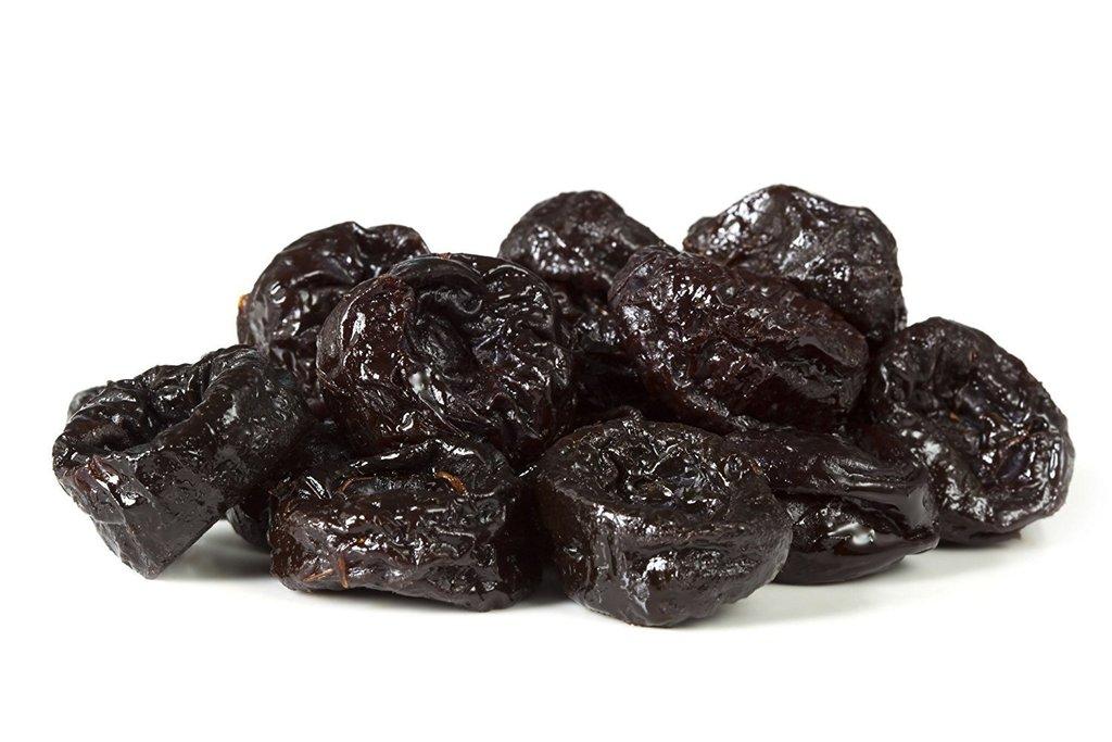 Sara pitted Prunes