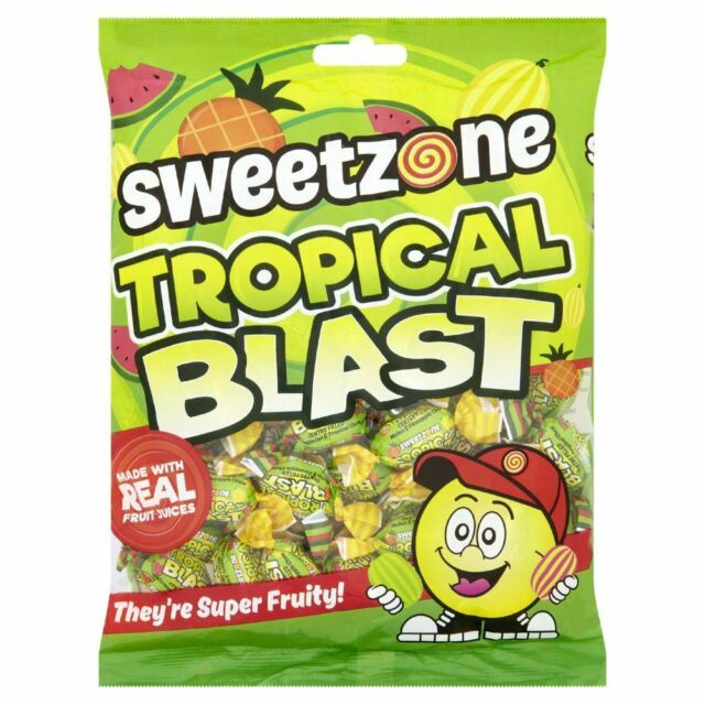 Sweetzone Tropical Blast (Halal)