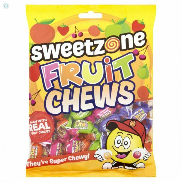 Sweetzone Fruit Chews (Halal)