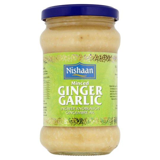 Nishaan Minced Ginger Garlic