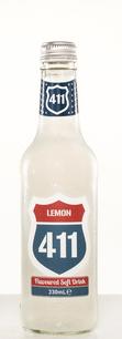 411 Lemon Soft Drink