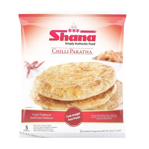 Shana Chilli Paratha