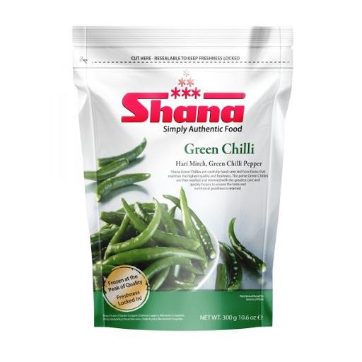 Shana Green Chilli