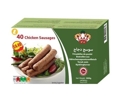 Zaad Chicken Sausages