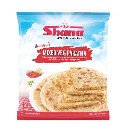 Shana Mixed Veg Paratha