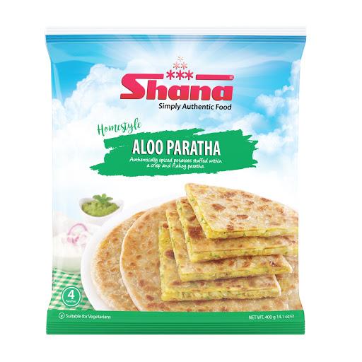 Shana Aloo Paratha