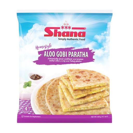 Shana Aloo Gobi Paratha