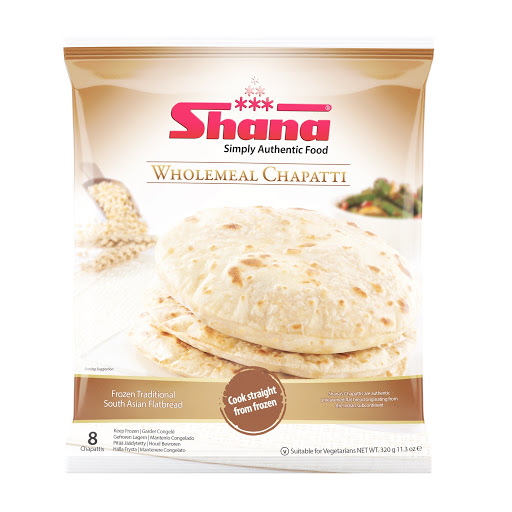 Shana Wholemeal Chapatti