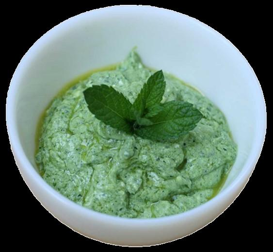 Abu 2 Go Mint Sauce