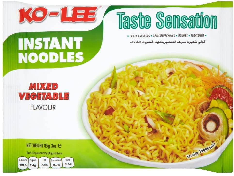 Ko-Lee Noodles Vegetable