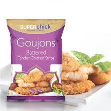 SuperChick Chicken strips