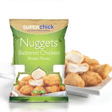 SuperChick Nuggets