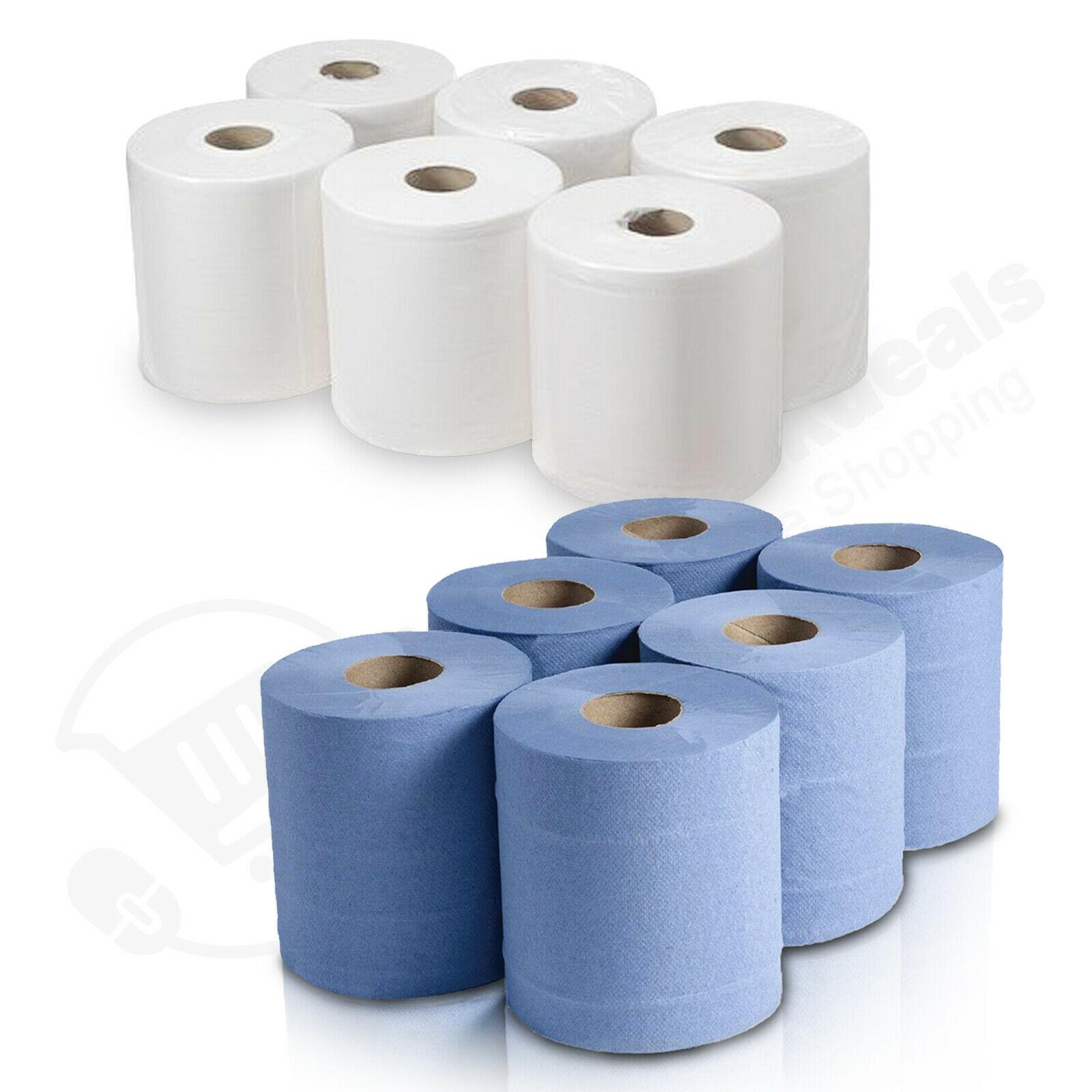 Kitchen Towel Blue/White