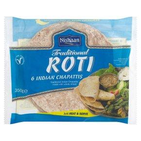 Nishaan Roti 6 Chapattis