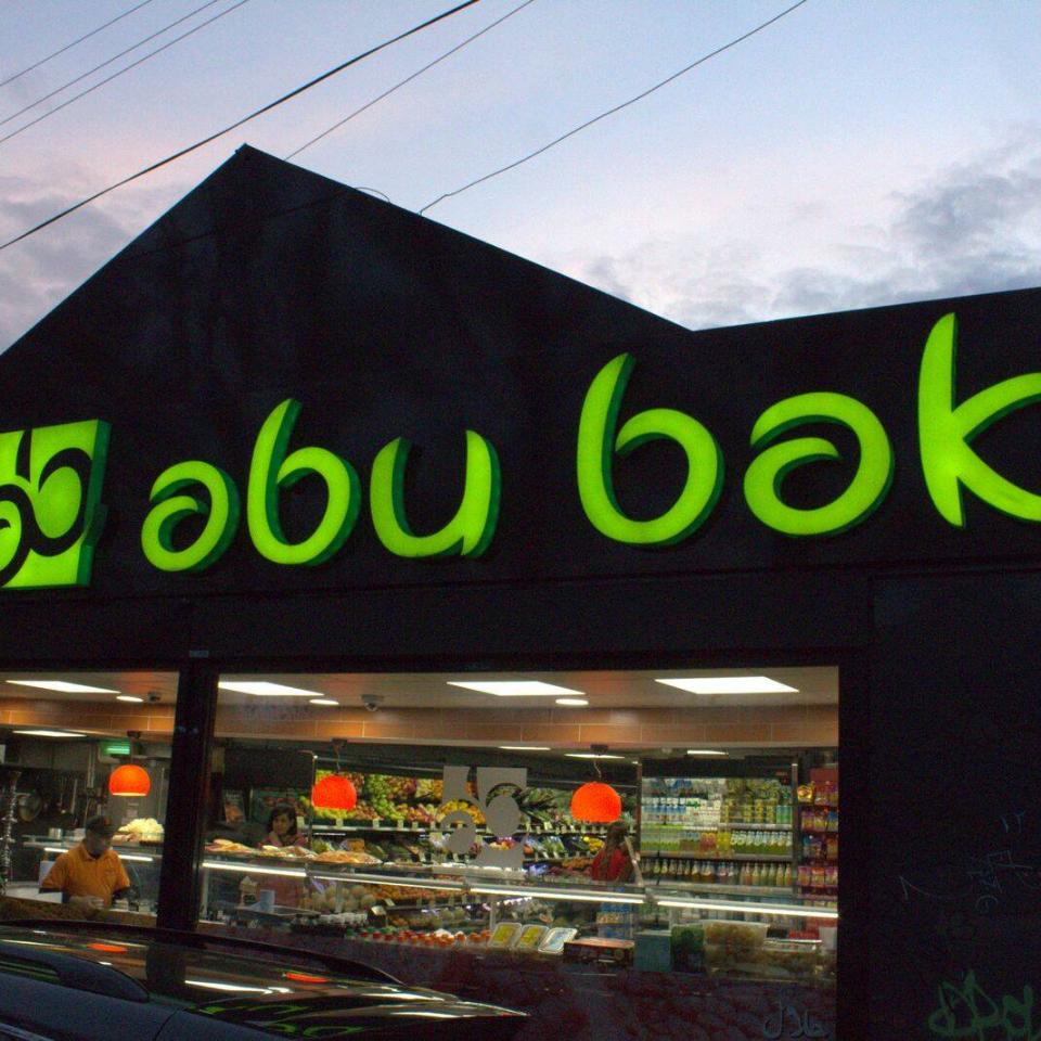 halal groceries