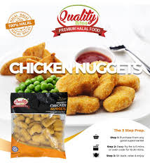 Quality Bites Chicken Nuggets Battered