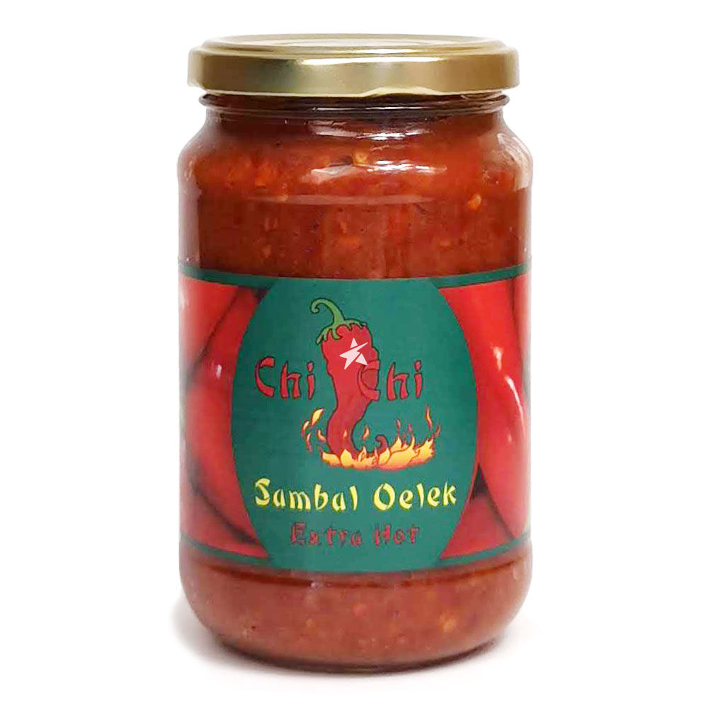 Chi Chi Sambal oelek Extra Hot
