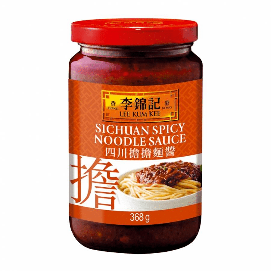 Lee Kum Kee Sichuan Spicy Noodle Sauce