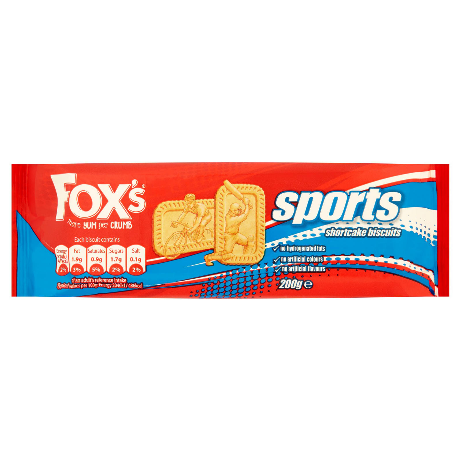 Fox Sports Biscuits