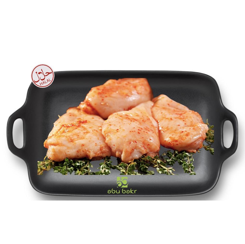 Chicken Breast Steak Marinated